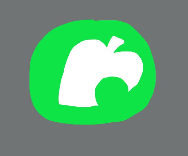 Nook inc. Logo (animal crossing)