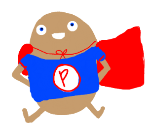 Favorite Superhero PIO