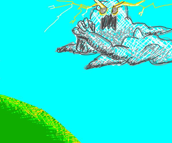 Cloud Fight