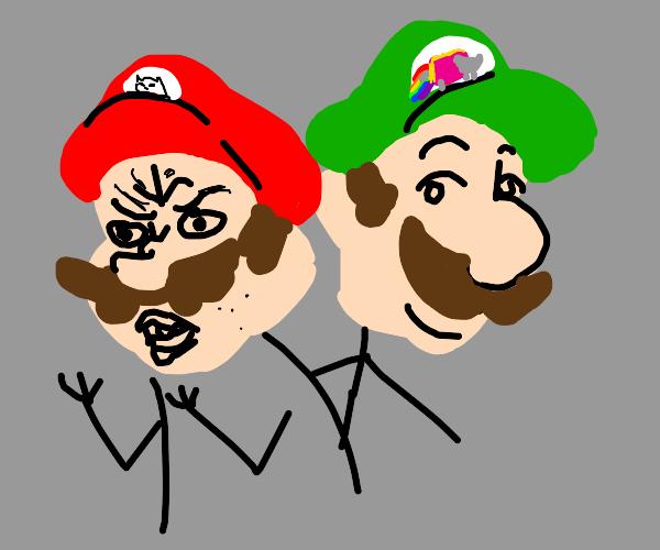 Super Meme Bros