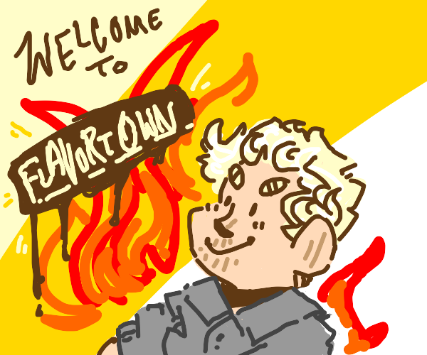 Guy Fieri welcomes you to Flavortown.
