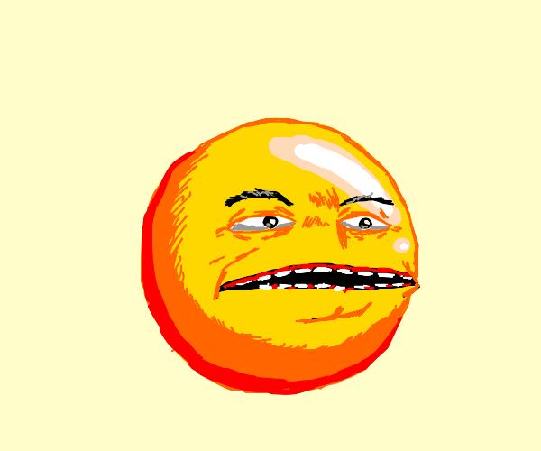 Hyperrealistic Pac Man