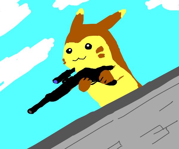Ferret Shooting