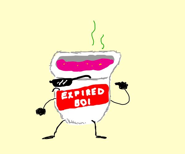 Good yogurt gone bad