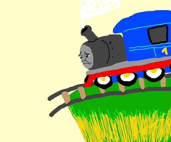 Thomas the Depressed Train