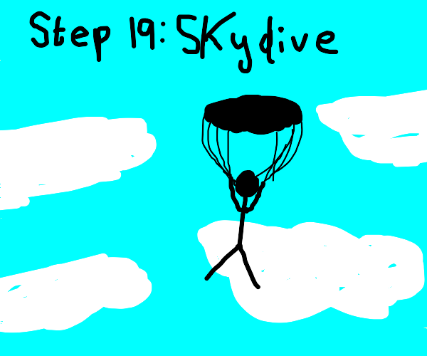 Step 18: Soar into the skies