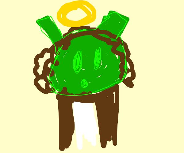 Shrek Jesus, the ultimate life form