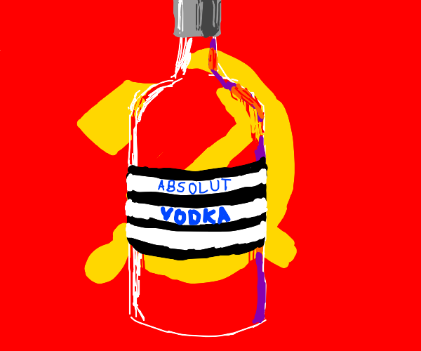 soviets adidas vodka