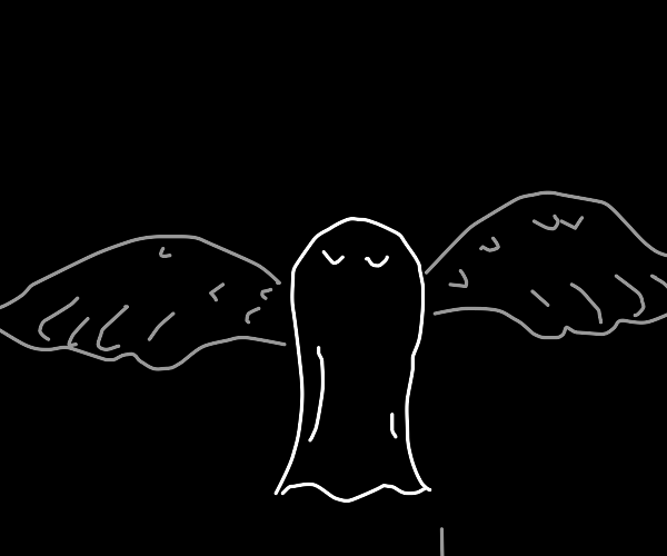 Ghost wishes to fly