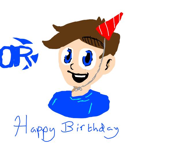 Alpharad's birthday!