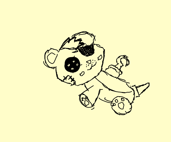 Teddy Bear pirates