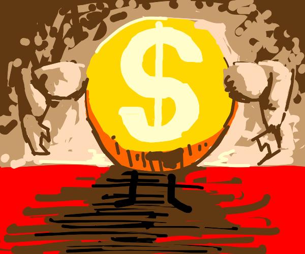 buff demonitization logo