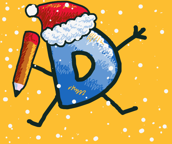 Merry D xmas!