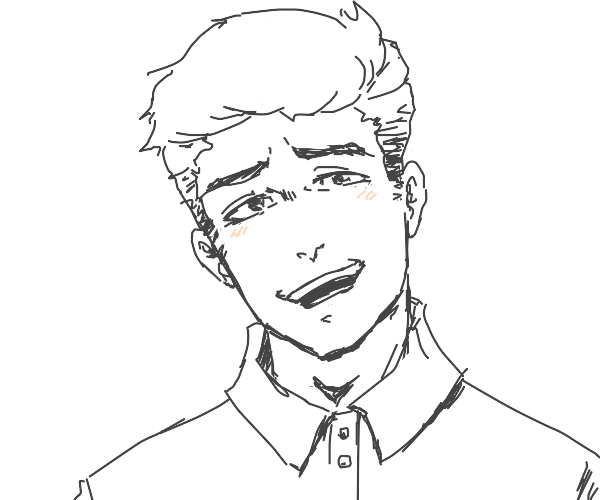 nice guy smiling