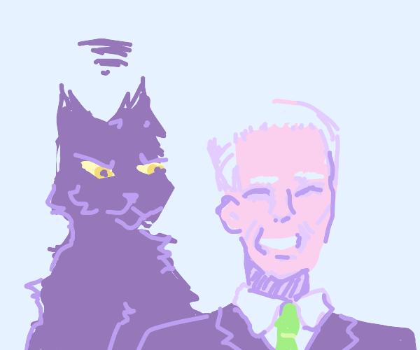 Wolf who hates Biden