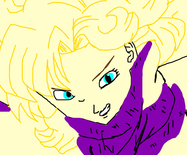 Female Dragon Ball Character