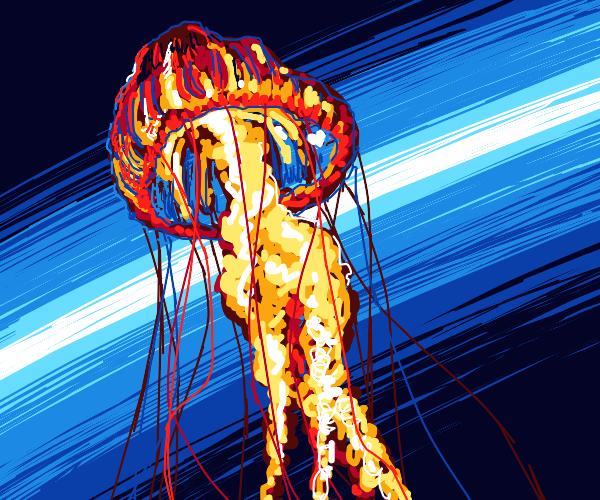 Jellyfish of doom