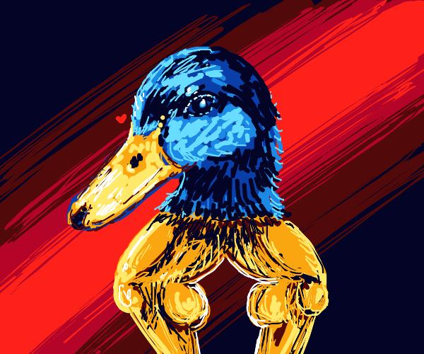 Karl0001's pet duck