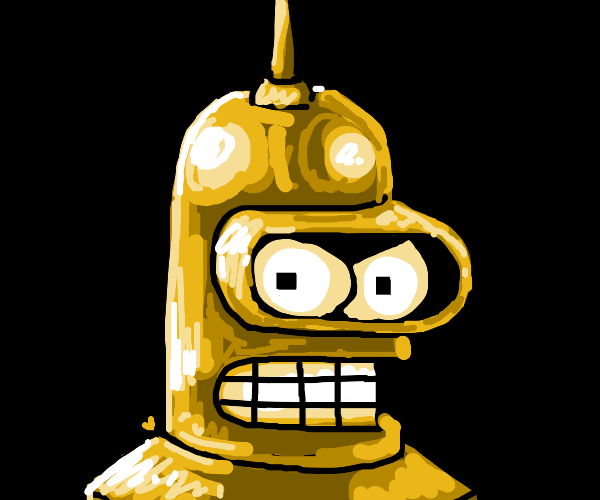 Bender (The robot from Futurama)
