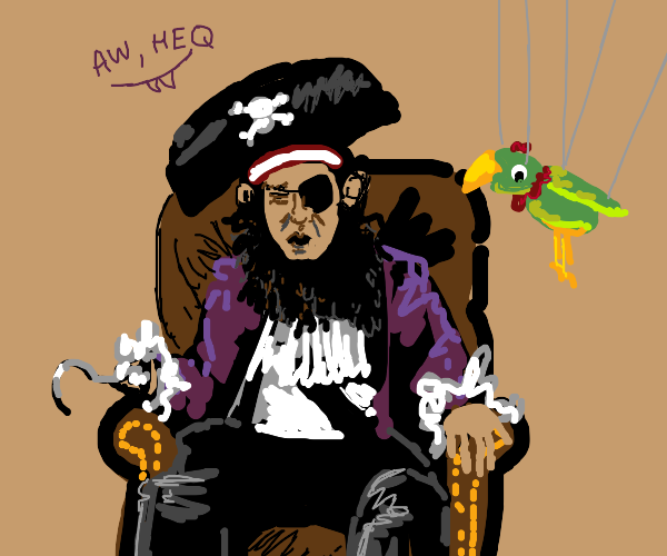 Pirate says HEQ