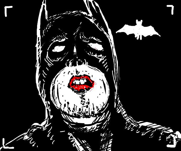 Bat Selfie
