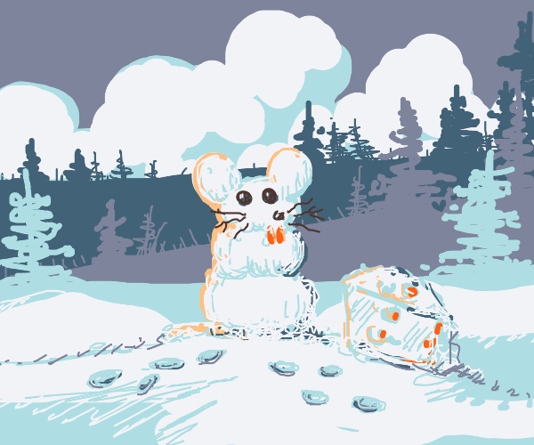 Snowmouse