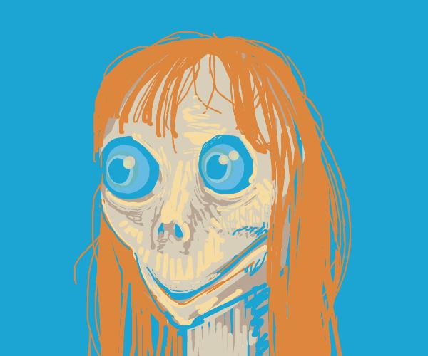 ginger momo