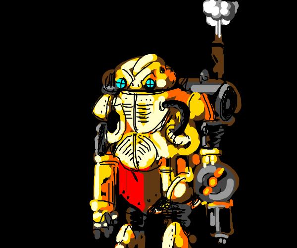 Robo from Chrono Trigger