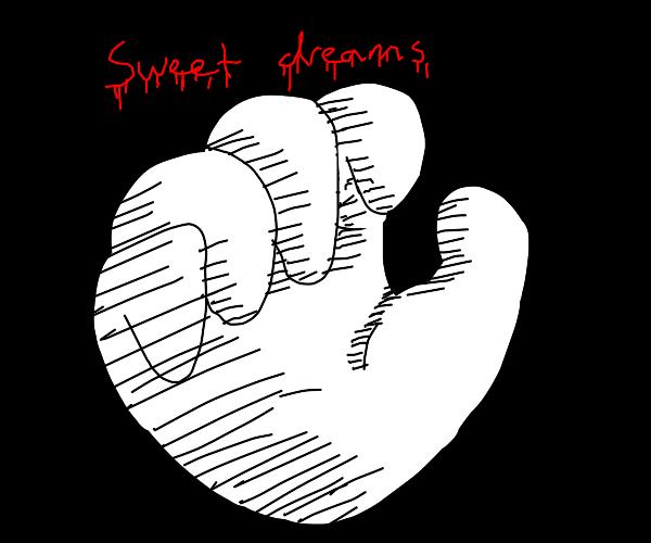 Draw your favorite sleep paralysis demon!!!