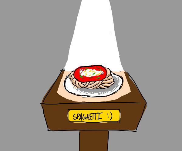 Spaghetti Exhibit