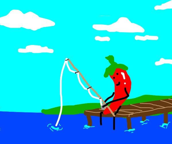 Pepper Fisherman