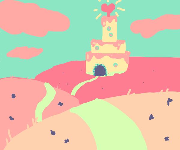 Candy Kingdom of love