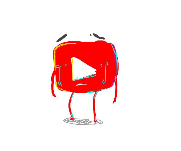 Youtube is sad