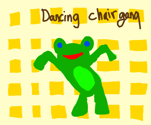 Dancing chair gang