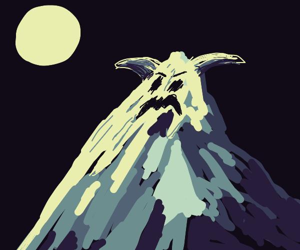 Evil mountain