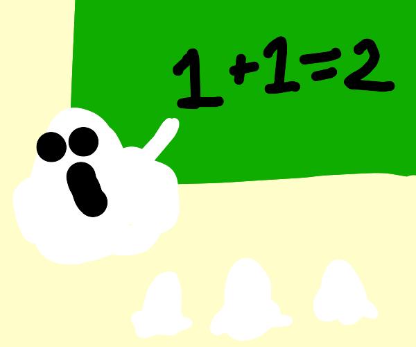 Ghost Teacher