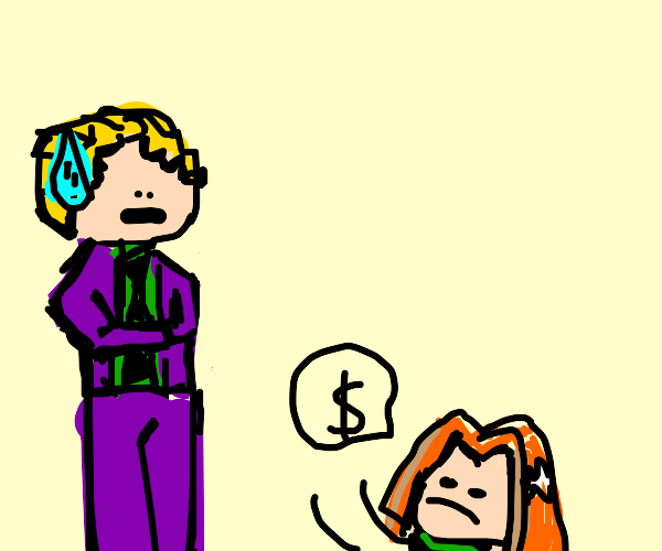 kira has to pay child support for hayato