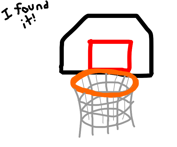 Look at this net that I just found!