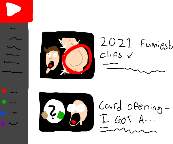 YouTube clickbait in a nutshell