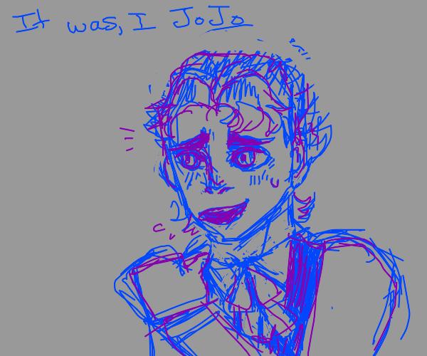 Jonathan does the Dio joke