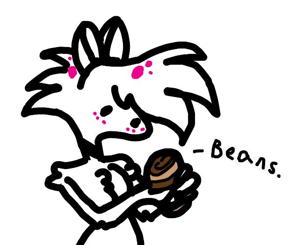 cat satan needs da beans