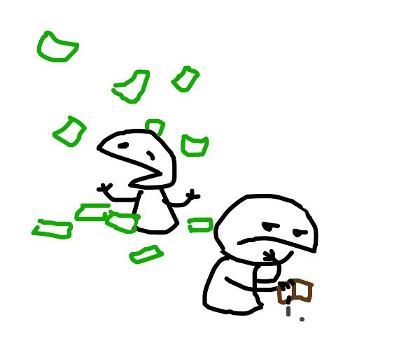 broke guy