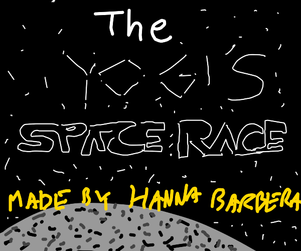 the space race (but different)