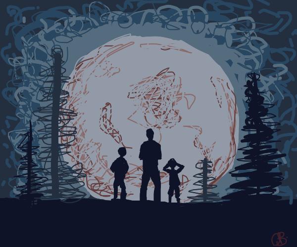 Moon Dad