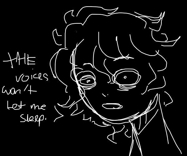 Brain says its not time to sleep