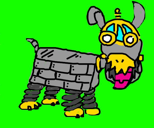 Robotic pup
