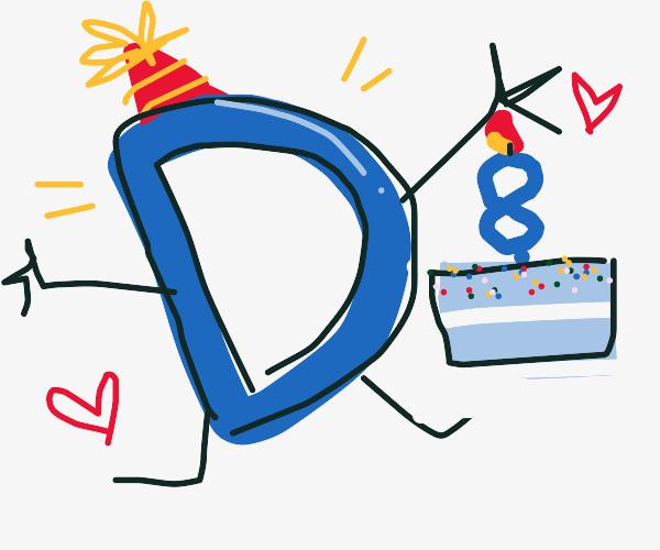 Drawception turns 8 today!!! Happy bday!