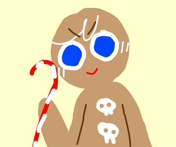 Gingerbrave (Cookie Run)