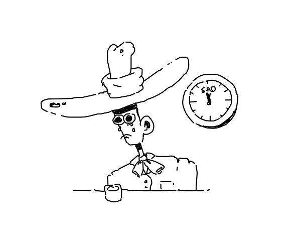 Sad cowboy hours