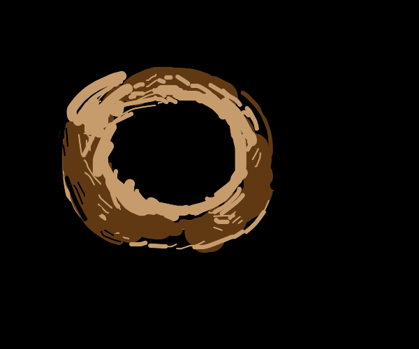 enter the donut